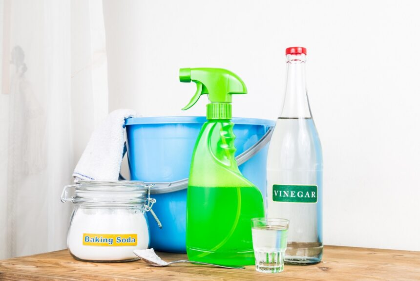 Think Green When You Clean